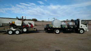 ground solutions truck