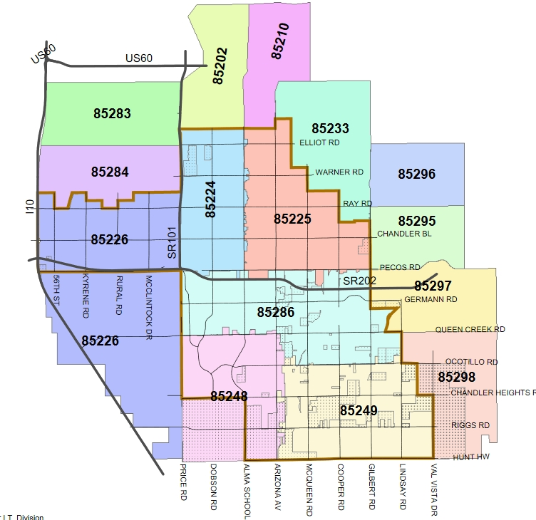 Chandler Coverage